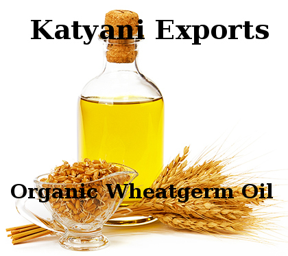 Organic Wheatgerm Oil