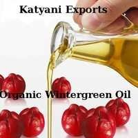 Organic Wintergreen Oil