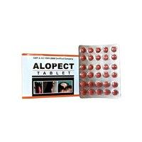 Herbs Tablet For Hair Fall - Alopect Tablet