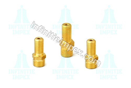 Brass Gas Threaded Fittings