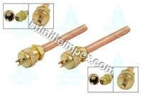Refrigeration Brass Charging Nipple
