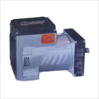 Aluminium Body Copper Wound AC Alternator