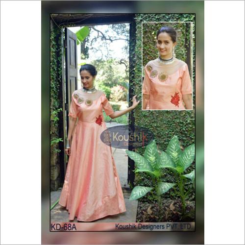 Stylish Floor Length Gown