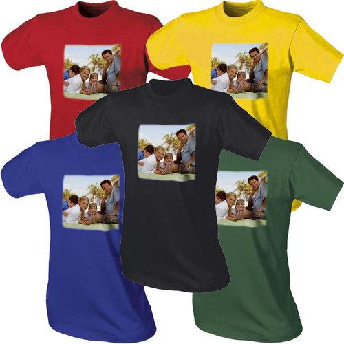 Chest Print T Shirts