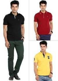 Collor Neck T Shirts