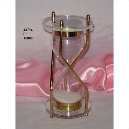 Metal Glass Sand Timer