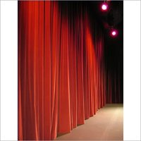 Vertical Motorized Stage Curtains Stages