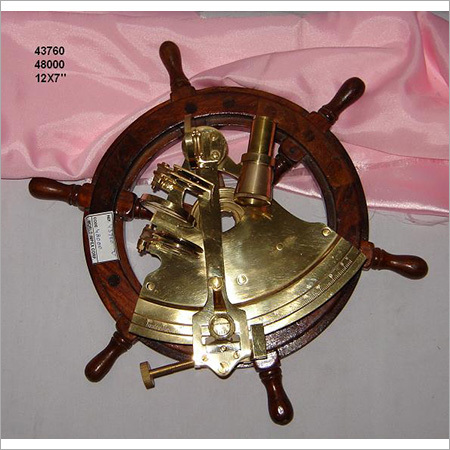 Wooden Nautical Sextant