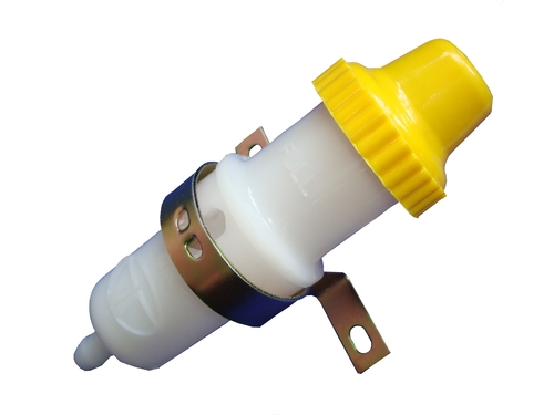 Brake Oil Container with Bracket