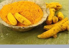Orange And Yellow Turmeric