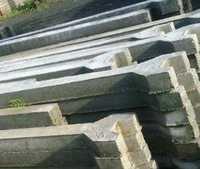 Cement Y Poles