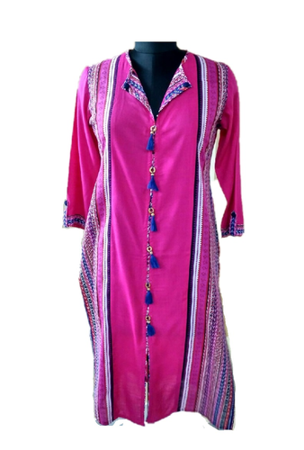 Ladies Designer Cotton kurti