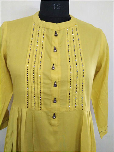Fancy Ladies Cotton kurti