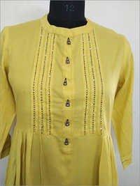 Fancy Ladies Cotton kurti