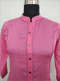 Designer Ladies Cotton kurti