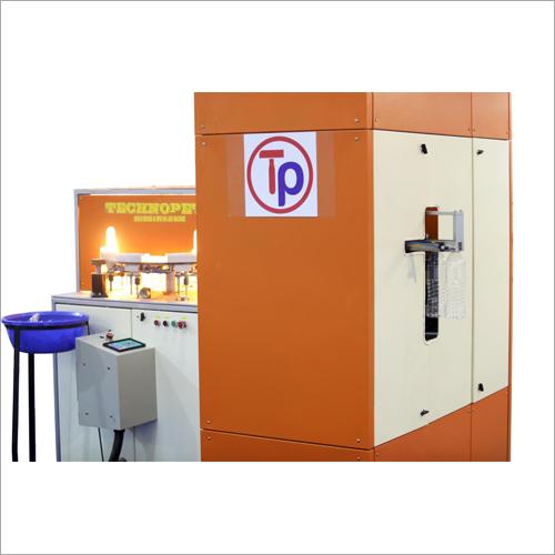Industrial PET Bottle Blowing Moulding Machine