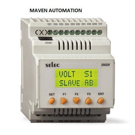 Selec PLC DIGIX-1-1-1