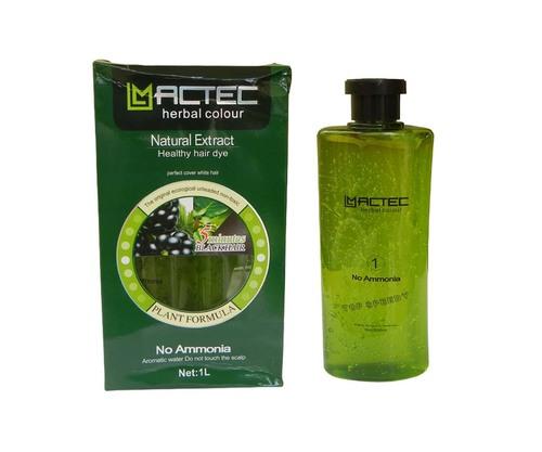 MACTEC Natural Extract Herbal Color Amonia Free 1 Lt