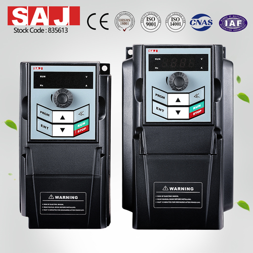 SAJ High Performance General Purpose Inverters Frequency Variable Drive