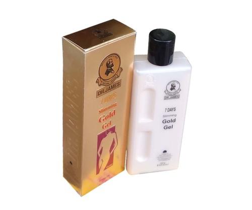 Dr James 7 Days Natural Herbal Slimming Gel for Burning Fat 250g