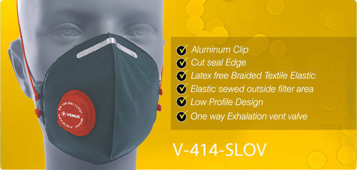 Chemical Respirator Mask Specialty Series