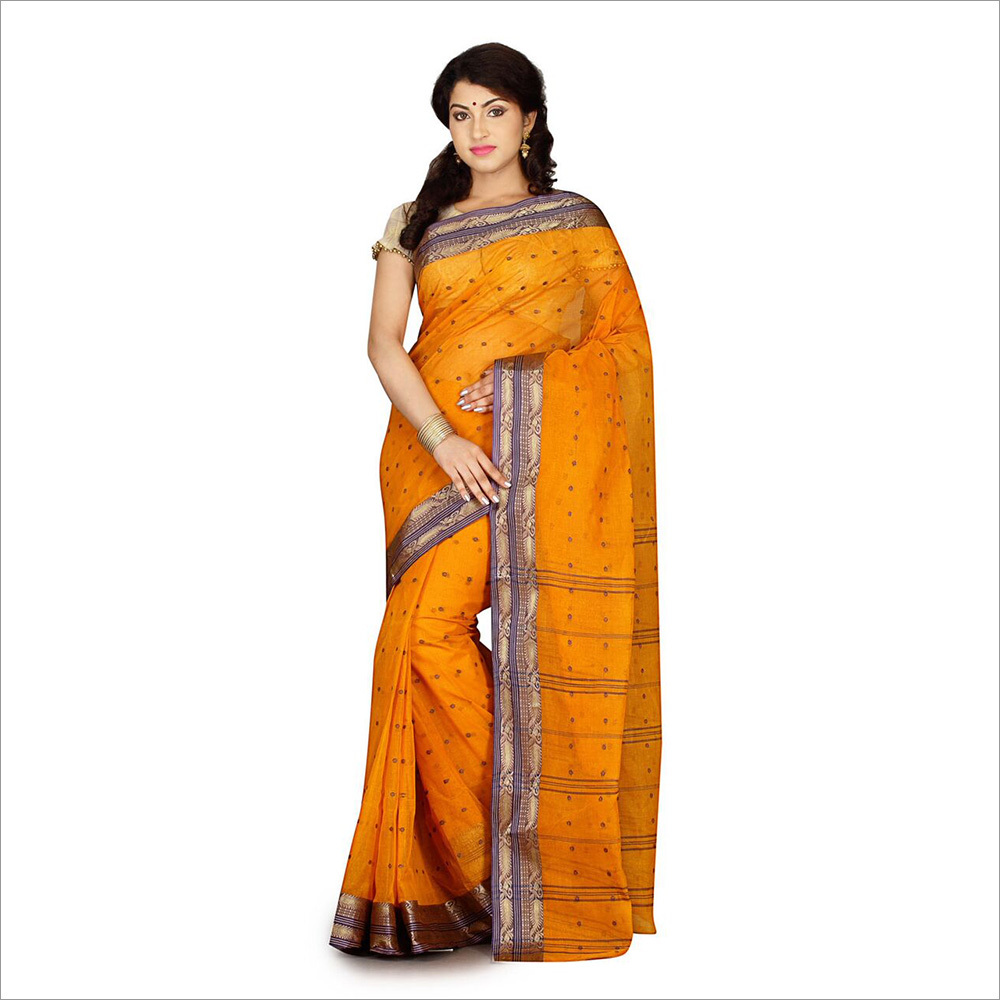 Ladies Mustered Color Saree