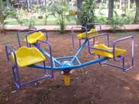 4 Seater MGR