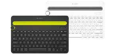 K480 Multi Device Bluetooth Keyboard
