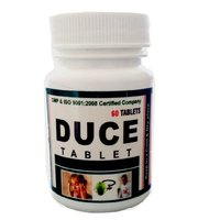 Ayurvedic Herbal Tablet For Low Blood Pressure - Duce Tablet