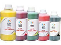 Pigment Paste For Paint & Latex