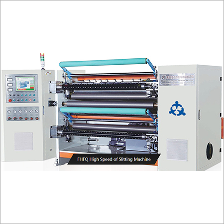 FHFQ High Speed Slitting Machine