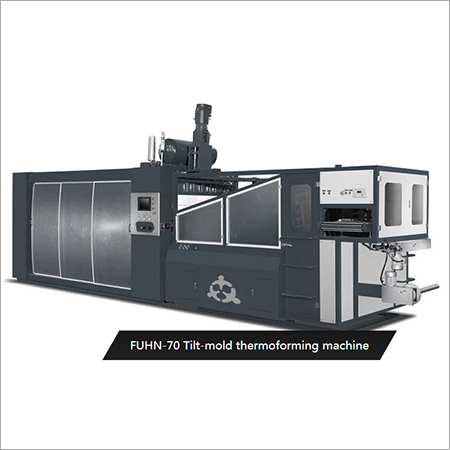 Tilt Mold Thermoforming Machine