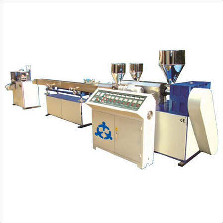 Three Colors Straw Making Machine