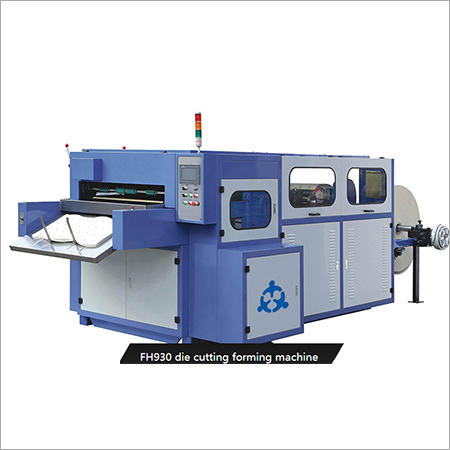 High Speed Automatic Reel Die Cutting Machine