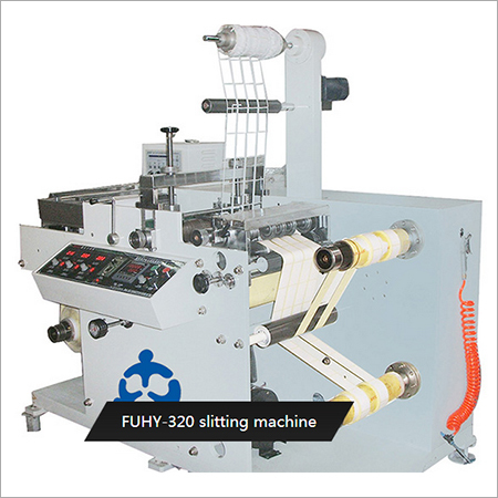 Label Die Slitting Machine