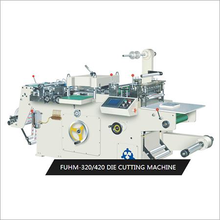Label Die Cutting Machine