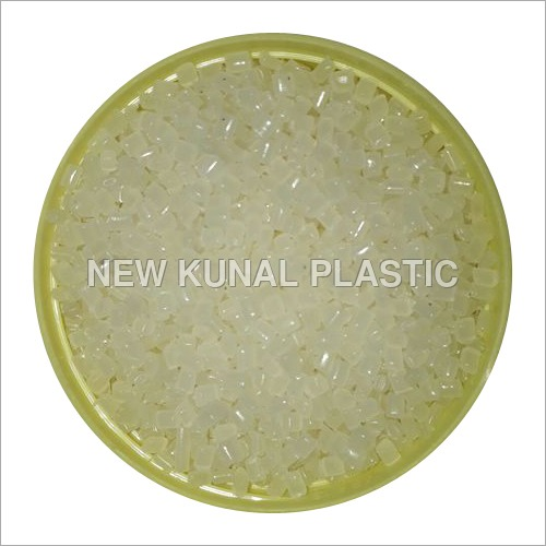 Reprocess Ldpe Natural Film Plant A Plus Granules