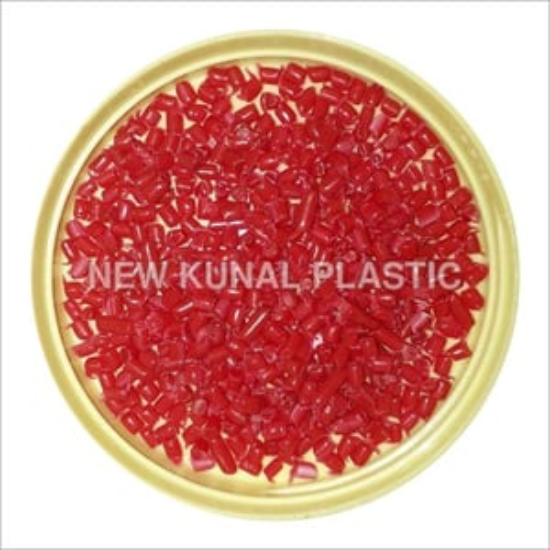 Semi Fresh Ldpe Red Granules