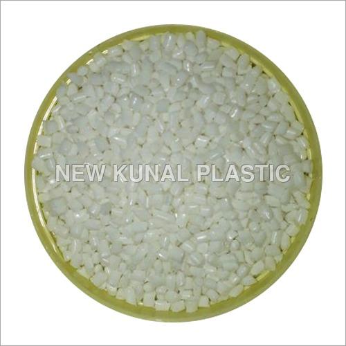 Reprocessed Pp Milky Natural Plant Granule