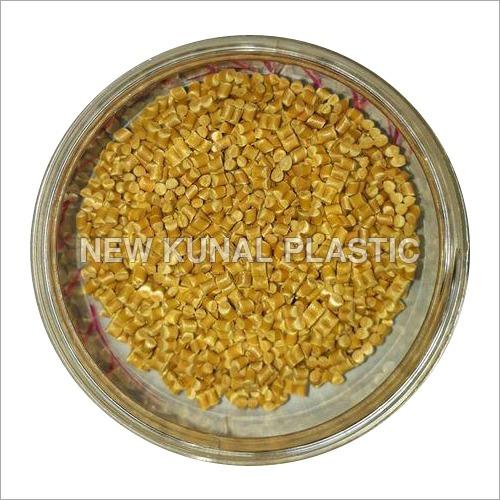Reprocess HDPE Raffia Plant Yellow Granules