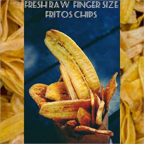 Finger Size Fritos Chips