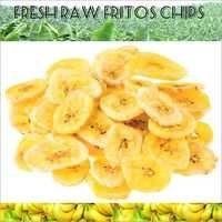 Fresh Raw Fritos Chips
