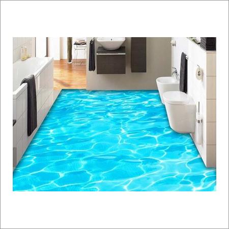 Blue Water Flooring