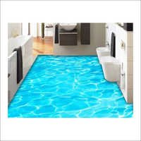 Blue Water Flooring