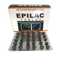 Herbal Tablet For Regulates blood supply in affected areas-Epilac Tablet