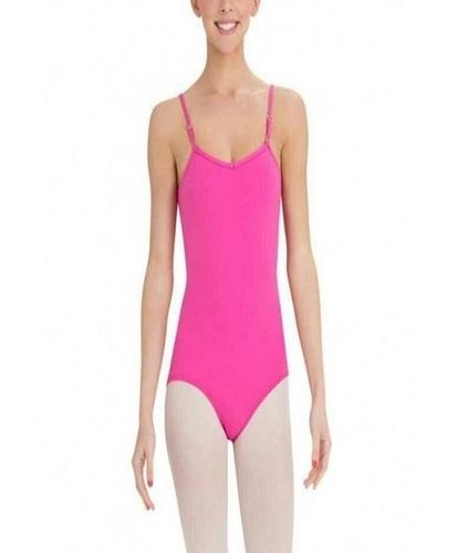 Pink Strip Leotard Body Sutt