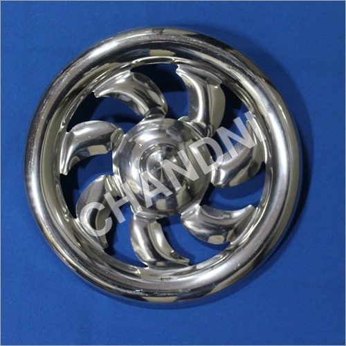 Wheel cap New Shringar Bajaj RE