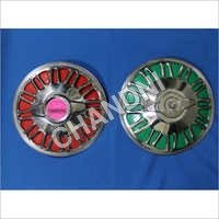 Pvc Round Wheel Cap
