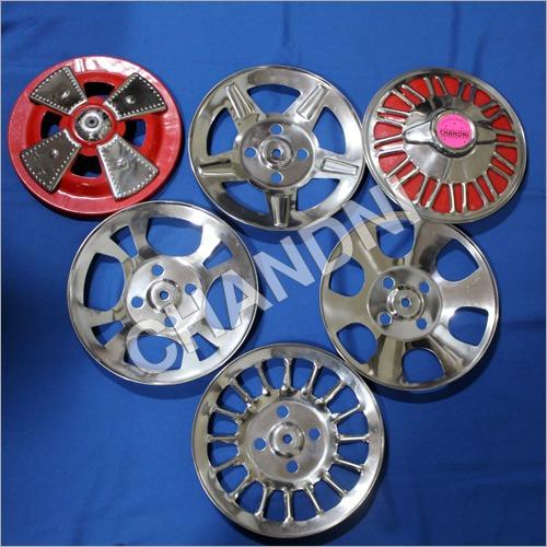 Stainless Steel Wheel Cap