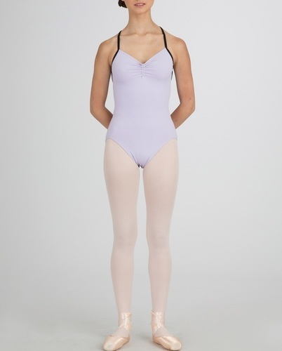 White Leotard Body Sutt
